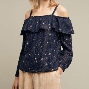 Anthropologie Top   Size M